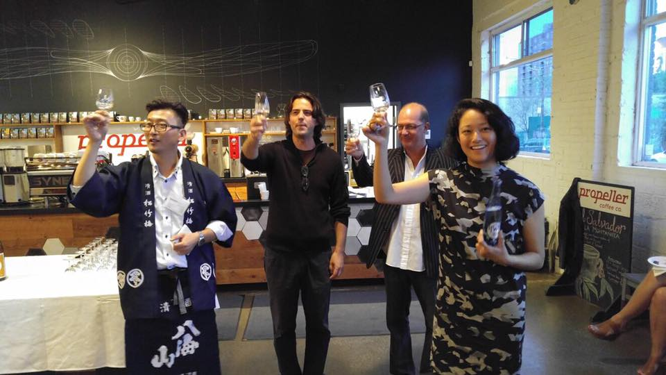 International Sake Day & TISC Celebrations 2016